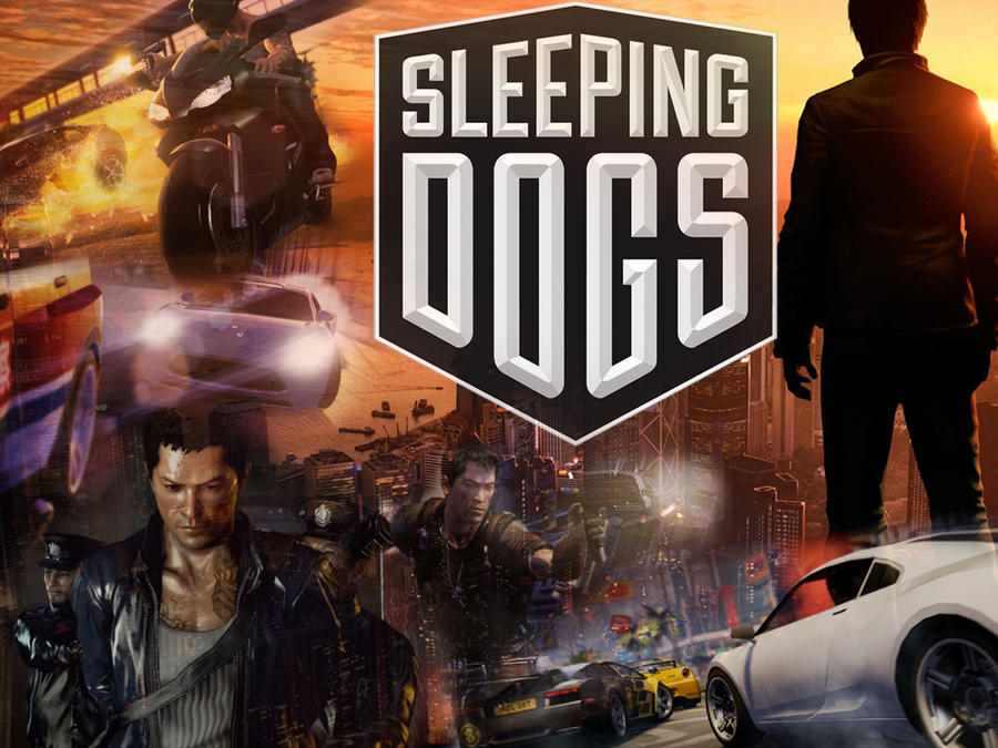 Sleeping Dogs Wallpaper By AwesomeWaffle11