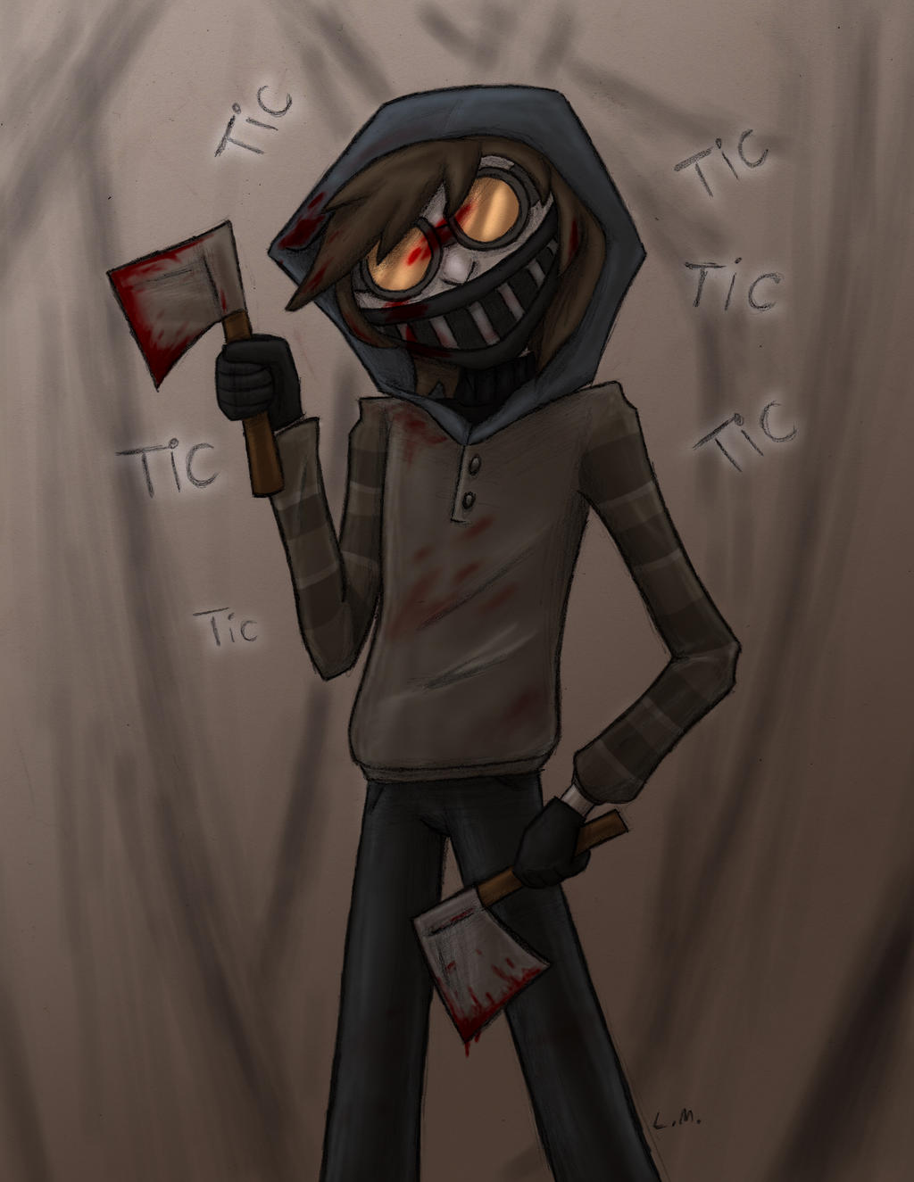 Ticci-Toby by AwesomeWaffle11 on DeviantArt