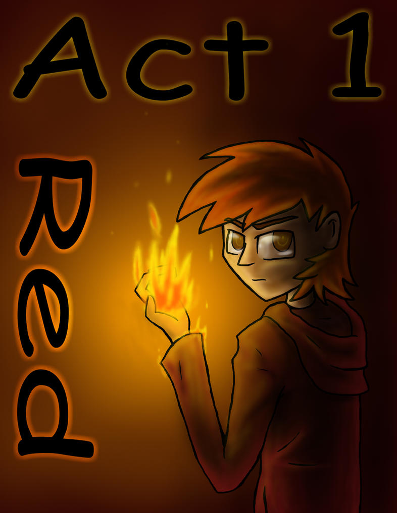 [Away Gone] Act 1 cover by AwesomeWaffle11