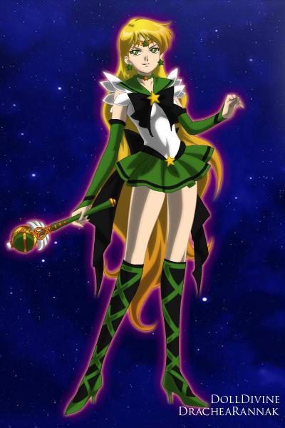 Sailor amora by Lady-Cat-Star