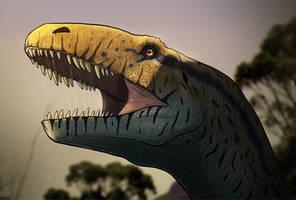 Megalosaurus by Thek560