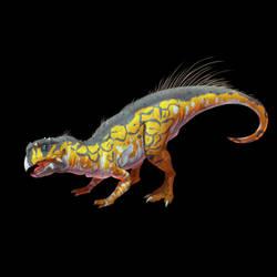 Psittacosaurus by Thek560