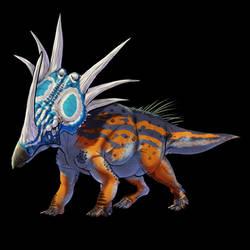 Styracosaurus by Thek560