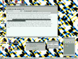 deviantART Color Scheme by vidthekid