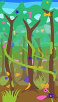 Rainforest Scene by vidthekid