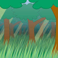 Thick Forest by vidthekid