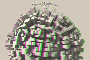 Planet Manhattan, Stereo GM by vidthekid