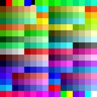 GP 5-5-5-2 Palette by vidthekid