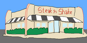 CSB Establishing Shot: Steak n Shake