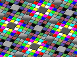 EGA Color Tiles by vidthekid