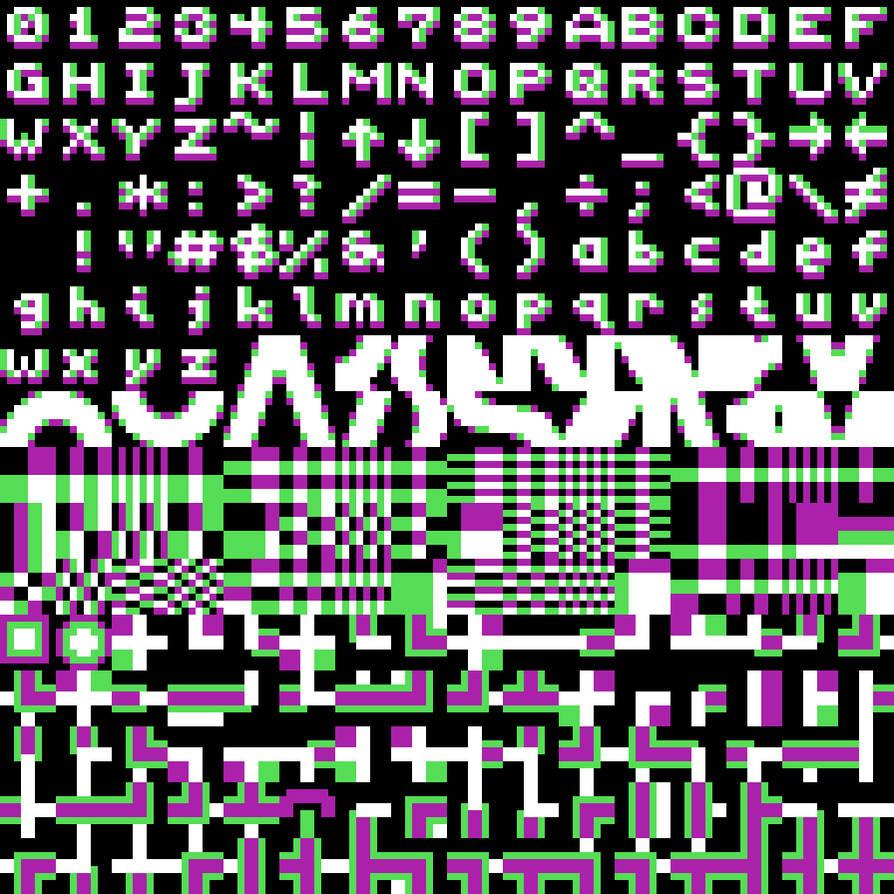 Retro6K ROM Cells by vidthekid