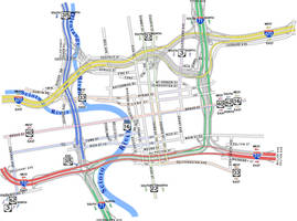 Downtown Freeway Diagram '07 by vidthekid
