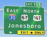 I-30 East Extension by vidthekid