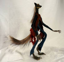 Hunter - Coyote by bleaknimue