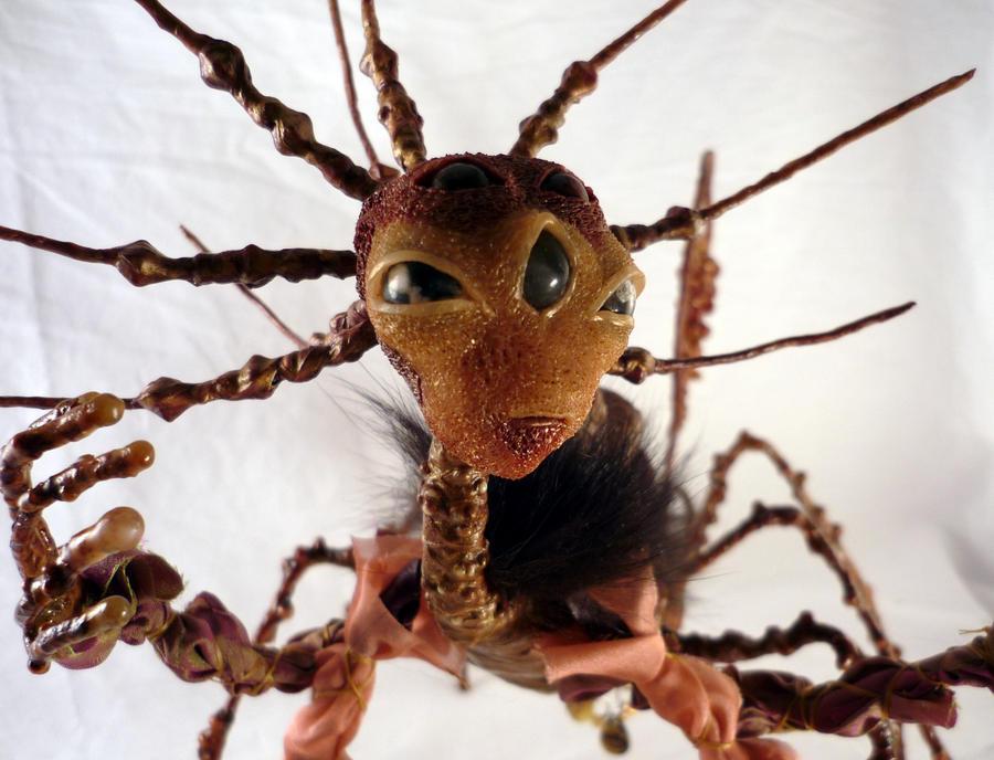Child Empress - head - detail by bleaknimue