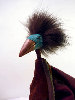 Birdthing - Twila - Detail 1