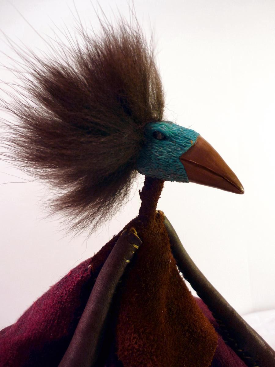 Birdthing - Twila - Detail 2