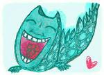 Happy Dragon Dude