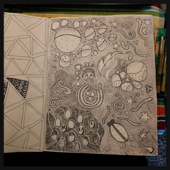 journal page is getting there