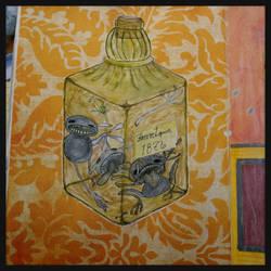 faerie liquor by bleaknimue