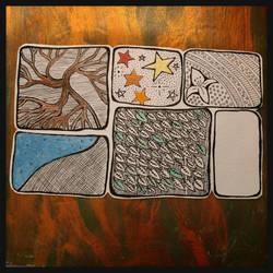art journalling by bleaknimue