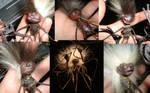 Ghosties - Bug Ladies - WIP