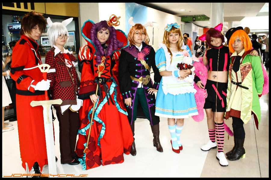 CNKNA Group Cosplay by seirie06 on DeviantArt