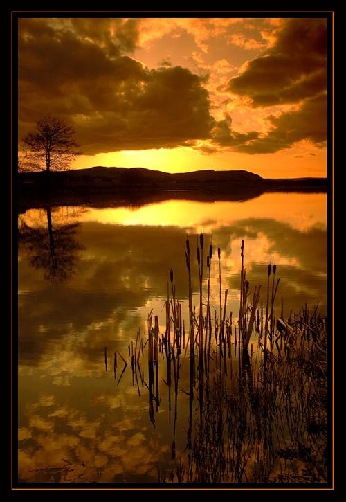 The Hidden Sun by gordonrae