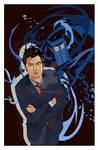 TEN! doctor who (David Tennant)