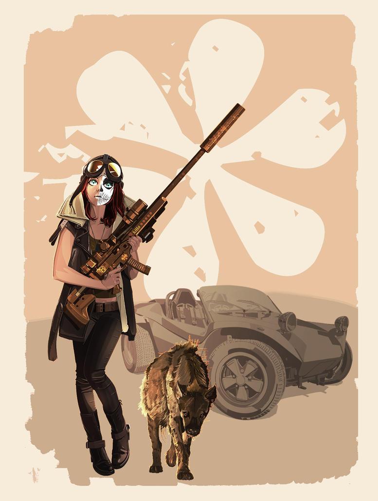 Sniper Squad. by thedarkinker