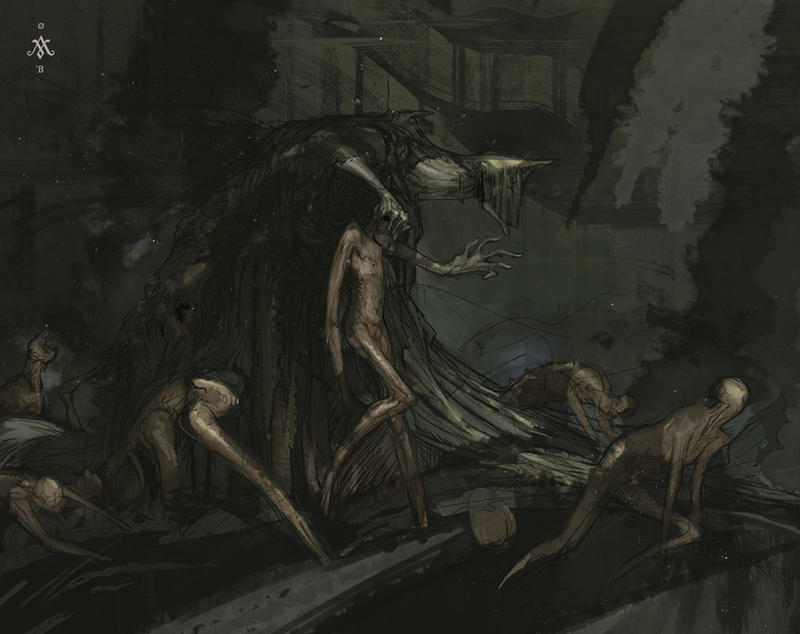 Necromancer by Carpet-Crawler