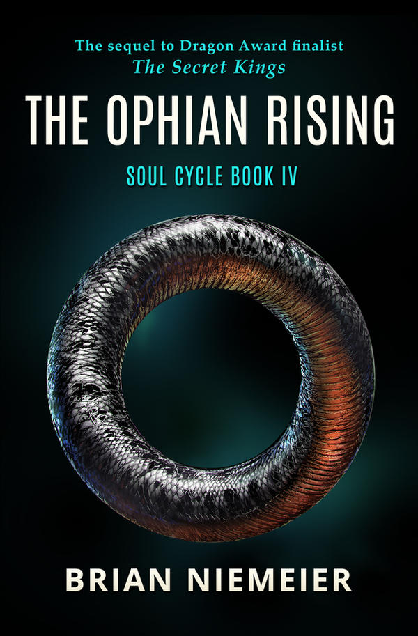 The Ophian Rising - Soul Cycle Book IV