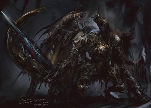 Dragon Guardian - Patreon reward! by Carpet-Crawler