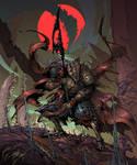 Demon Knight - Commission Work