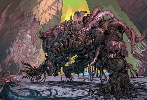 Bio-Machine - Commission work!