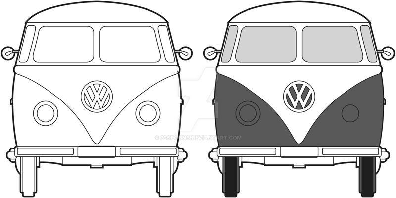 VW Camper Vans by 22spoons on DeviantArt
