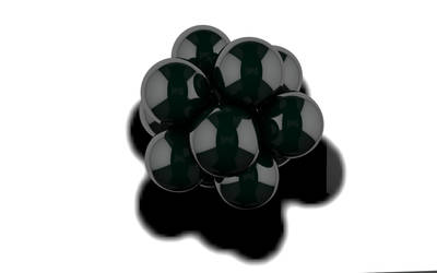 Cinema 4D - Attracted Spheres