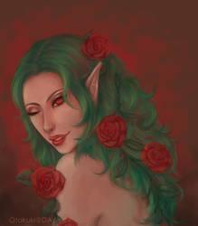 Elf Sapphira