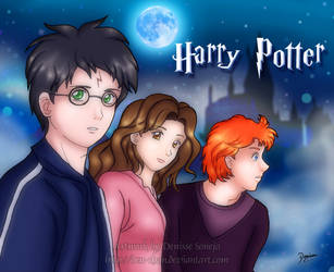 HP - Prisoner of Azkaban by CapricornSun83