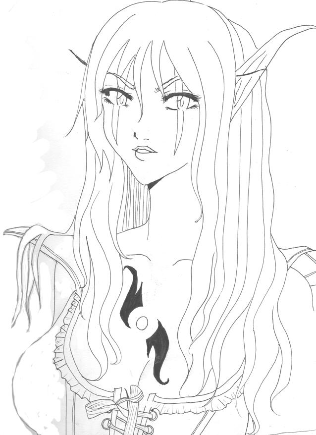 Demon Kitanie by anime-chibi-girl on DeviantArt