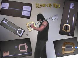Kingdom Key WIP compilation by ajb3art