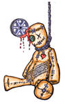 Voodoo Doll: gearhead
