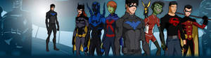 Young Justice season2 NIGHTWING and more