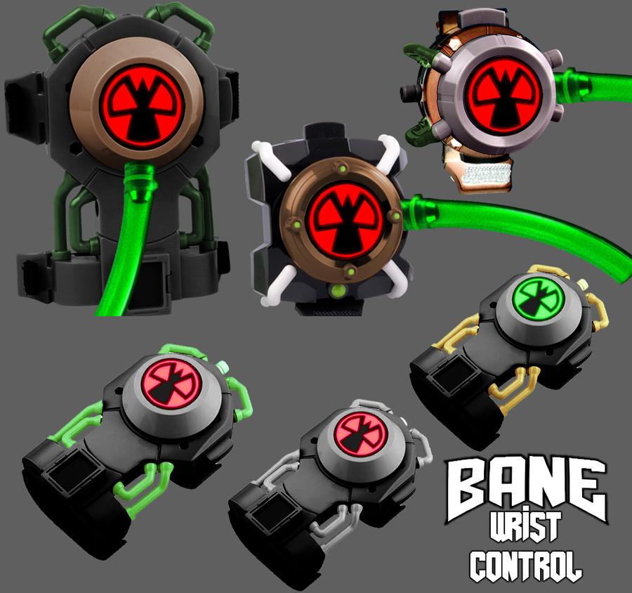 Bane Venom Wrist Control design by ajb3art