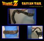 Saiyan Tail Pic by ajb3art