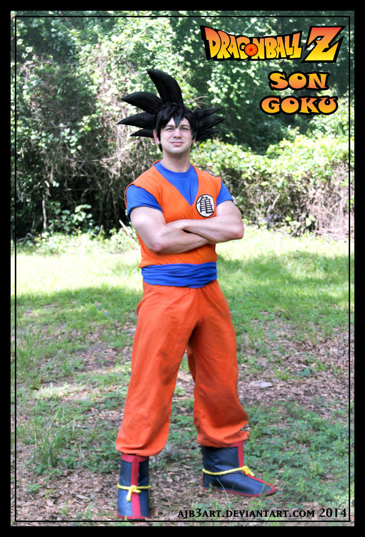 Goku Economy Cosplay by ajb3art
