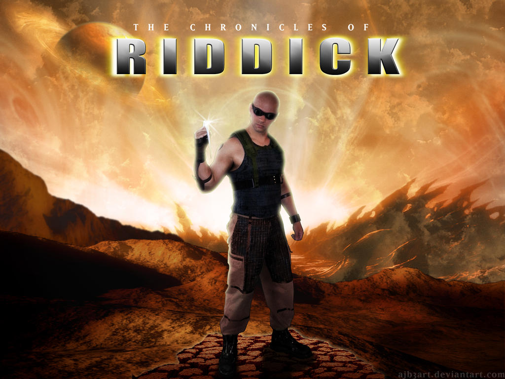 The Chronicles of Riddick by ajb3art