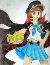 Mako Mankanshoku 2 Star