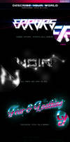 Movie Text Effects and Styles Premium by Blacklovefly