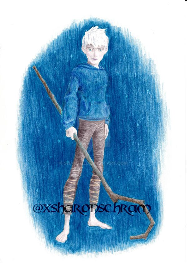 Jack Frost by Sharsel
